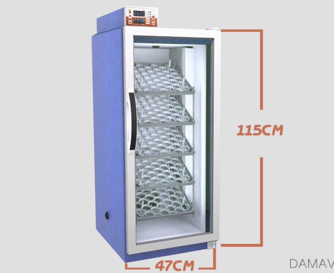 دستگاه جوجه کشی-DQ50