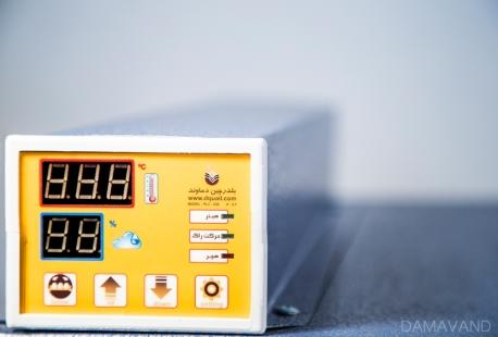 کنترلر دستگاه جوجه کشی مدل PLC-DQIM