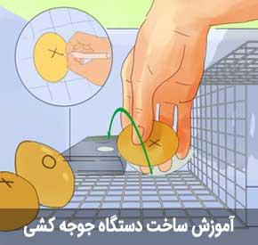 بهترین روش برای ساخت دستگاه جوجه کشی در خانه