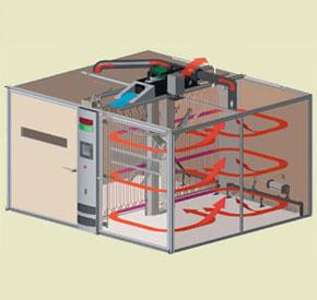 4 روش گردش هوا در دستگاه های جوجه کشی