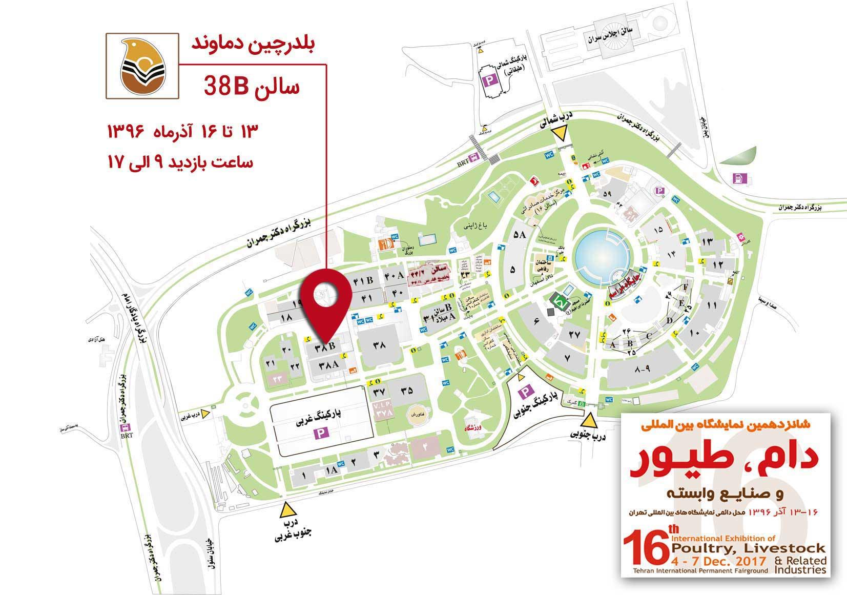 نقشه-نمایشگاه