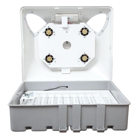 نمای داخلی دستگاه جوجه کشی داتیکس 5