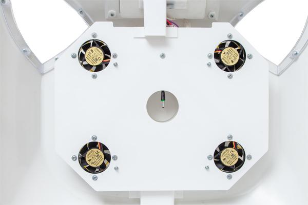 سیرکولاسیون در دستگاه جوجه کشی داتیکس 5