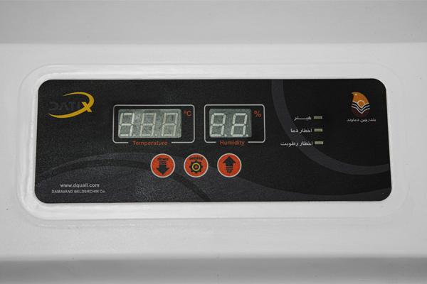 سیستم کنترل دستگاه جوجه کشی داتیکس 5